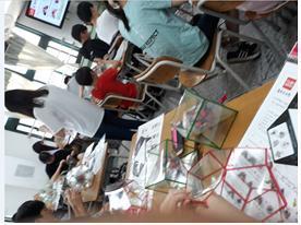 구산중, 무한상상 창의수학캠프 열어